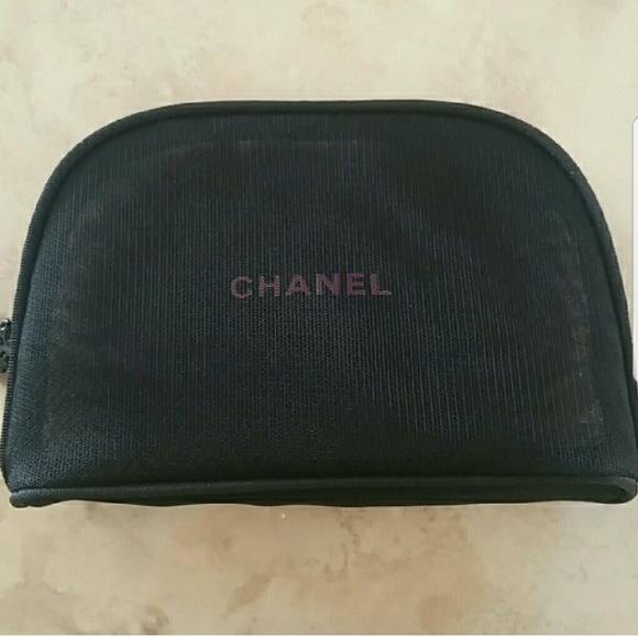 9fd356ee65b4 CHANEL Handbags - Authentic Chanel Makeup Bag NWOT